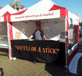 Waffle Works | Great Yarmouth | Social Media 5 | Social Media | GYSocialMedia | Great Yarmouth