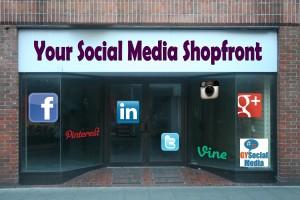 Your Shopfront on Social Media | GYSocialMedia | Great Yarmouth